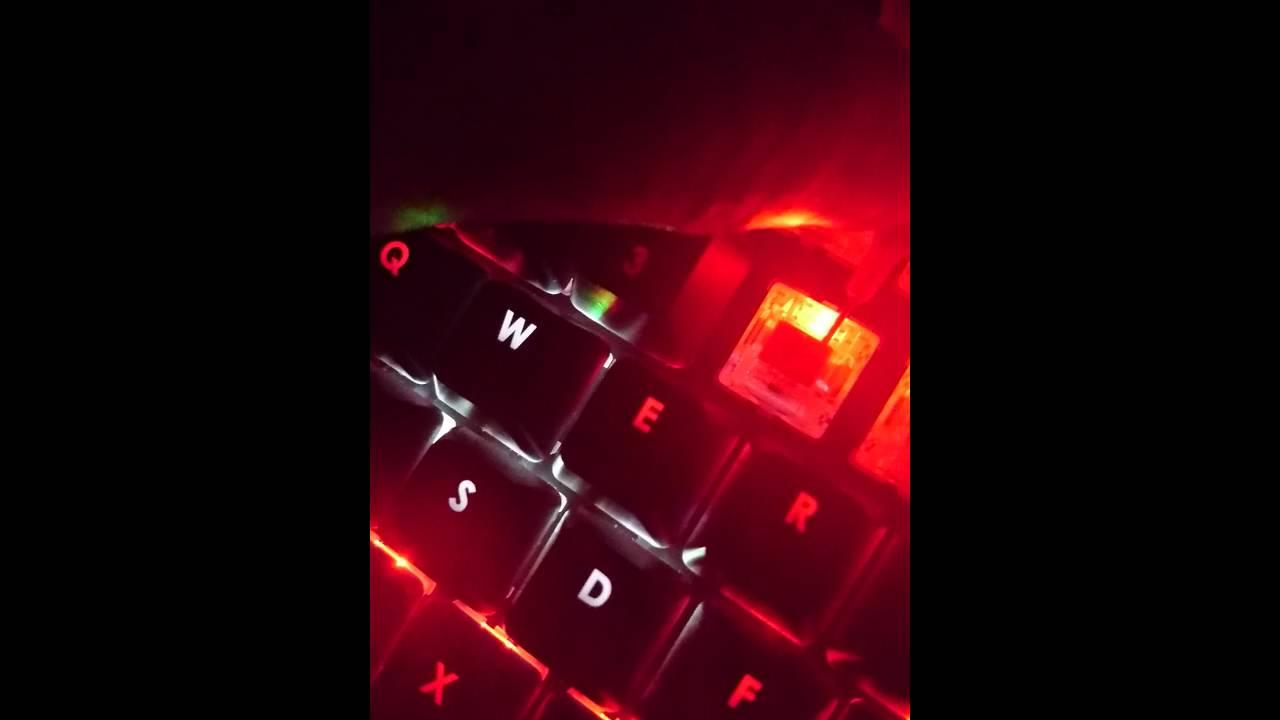 Corsair k70 RGB keyboard dead Key