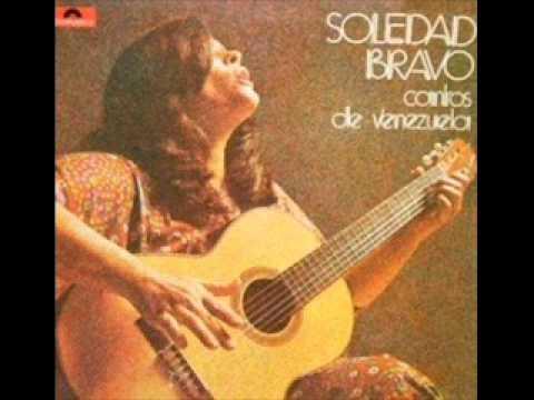 Soledad Bravo - Cantos De Venezuela - 1974