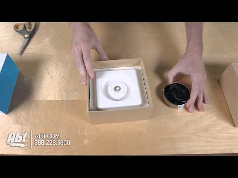 Unboxing: Nest Learning Thermostat 3rd Generation - T3007ES