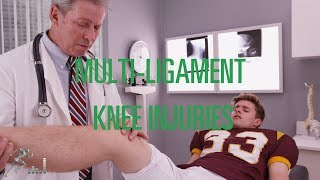 Multi-ligament injury of the knee: The challenges of a true knee dislocation