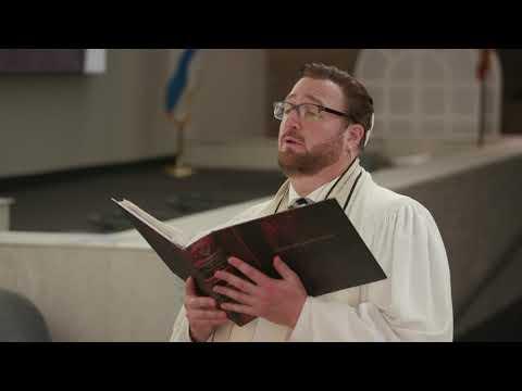 High Holy Days 2020 - Rosh Hashanah Morning Service - Trailer 1