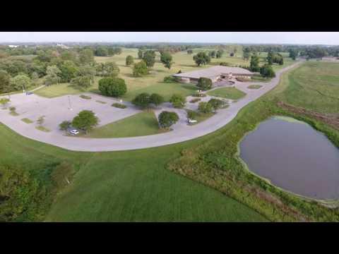 Cahokia Mounds Illinois in 4k