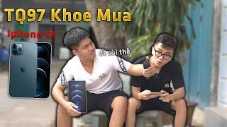 TQ97 Lên Mặt Khoe Mua IPHONE 12 PRO MAX, Khinh Thường Rùa Ngáo Và Cái Kết.