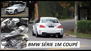 Garagem do Bellote TV: BMW 1M