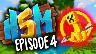 MINECRAFT HUNGER GAMES SPECIAL! (How To Minecraft S5 Episode 4)