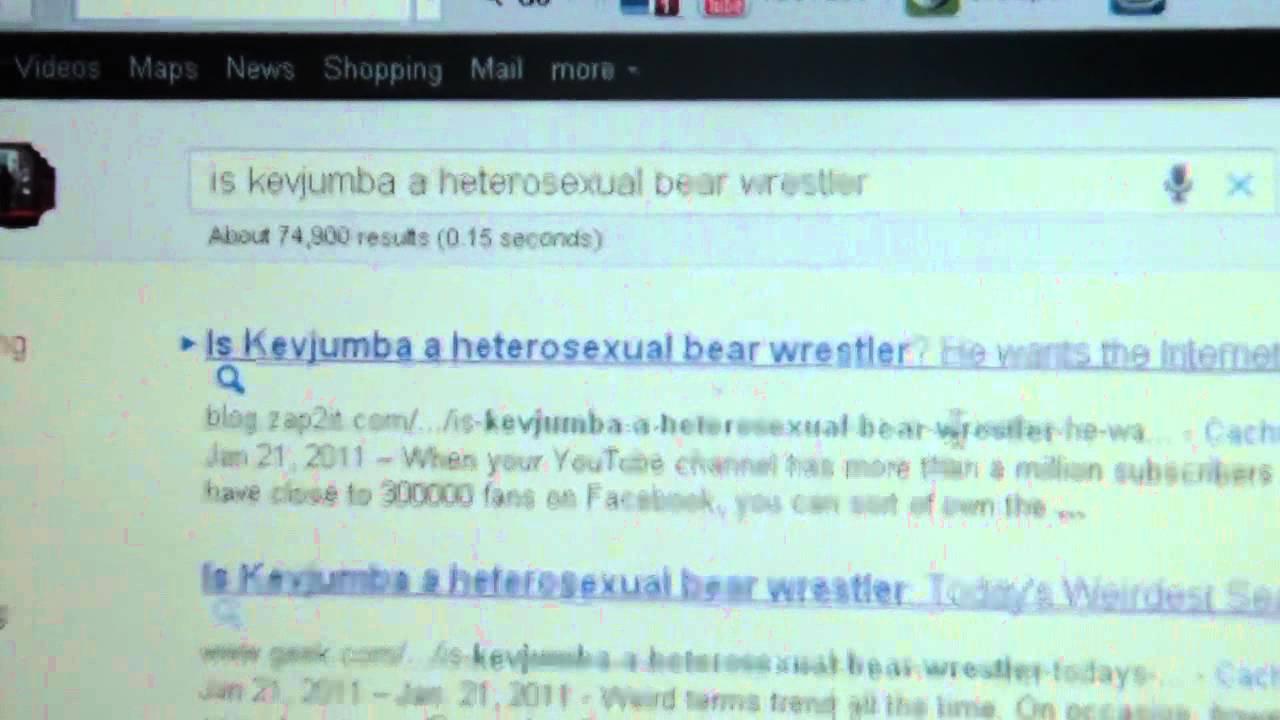 Is kevjumba a heterosexual bear wrestler foto 41