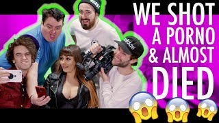 We Shot A Porno & Almost Died! feat. Daz Black & Sohelia | The Monday Beast