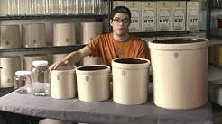 Kombucha Brooklyn: Brew Vessels