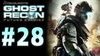 Let's Play - Ghost Recon Future Soldier [GERMAN] SPINNE! #28