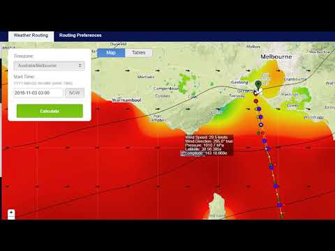 2018 Stanley Race Friday Weather Briefing