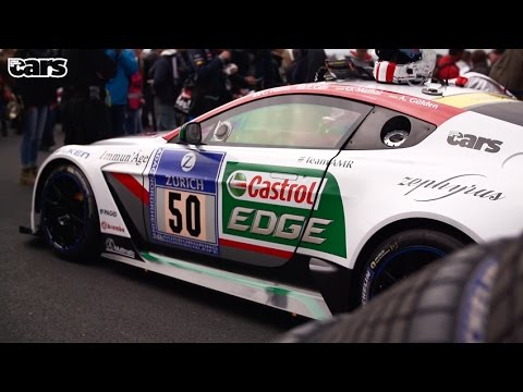 Nürburgring 24h 2015 in an Aston Martin GT12 -  Chris Harris on Cars
