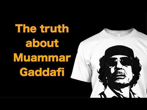 The GREAT Muammar Gaddafi