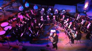 Bare Necessities - Mount Charles Band - Minack Theatre, Porthcurno - 24/9/11