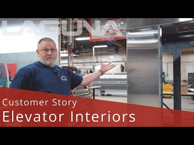 Elevator Interiors: Customer Story | Laguna Tools