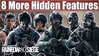 Eight More Hidden Abilities and Tricks - Rainbow Six: Siege