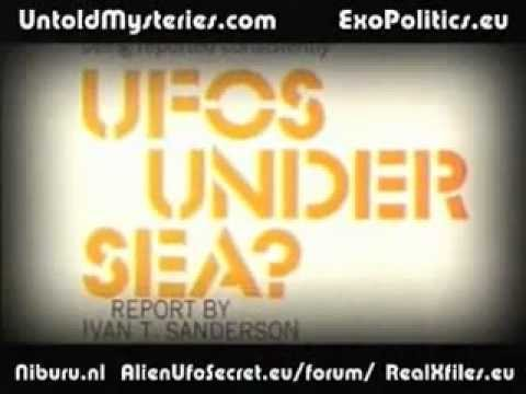 Unidentified Submerged Objects - USO's documentary by HistoryChannel
