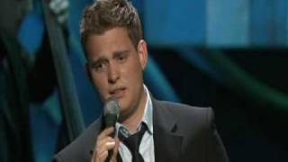 Michael Buble-Try a little tenderness Live