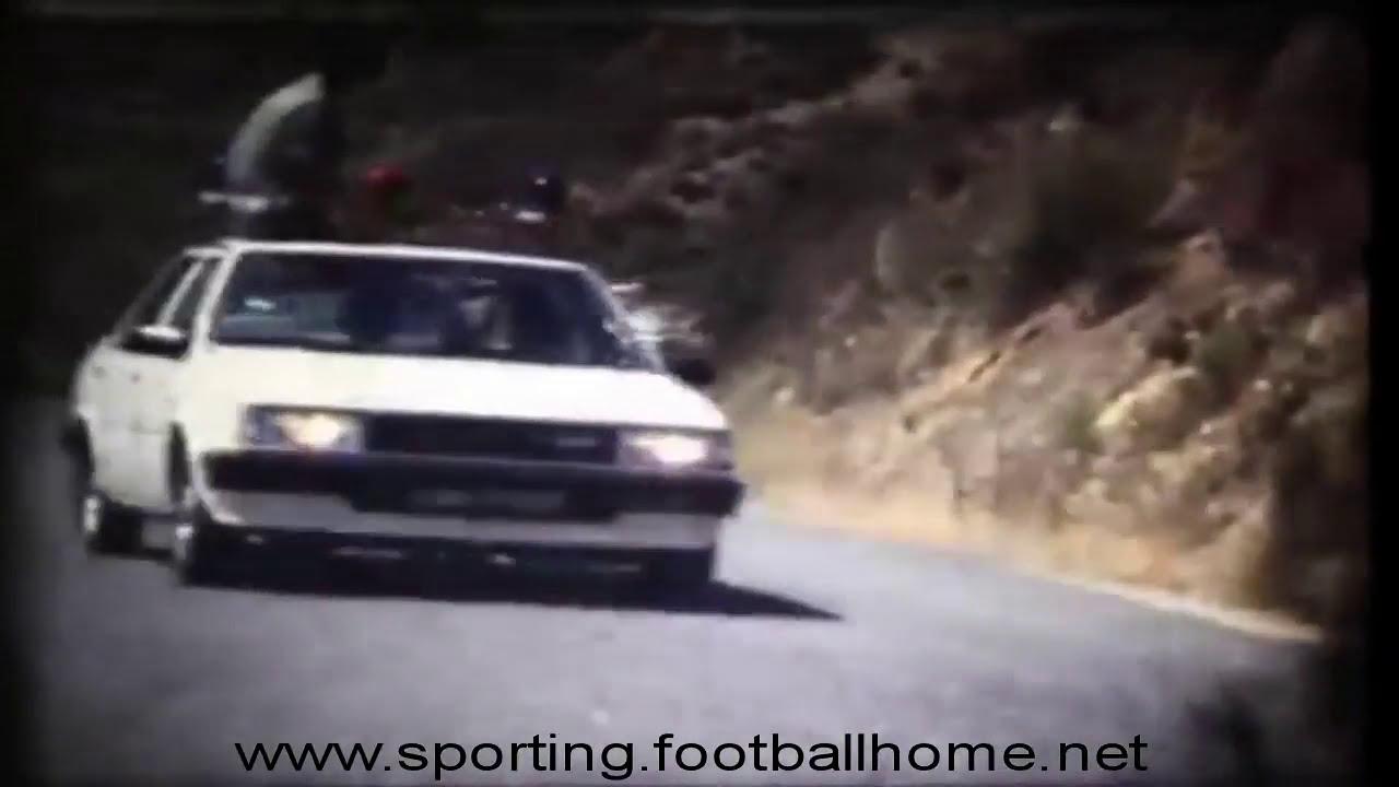Ciclismo :: Volta a Portugal de 1984 - Vitória colectiva do Sporting