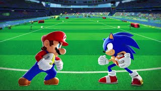 Mario & Sonic at the Rio 2016 Olympic Games — релизный трейлер (Wii U)