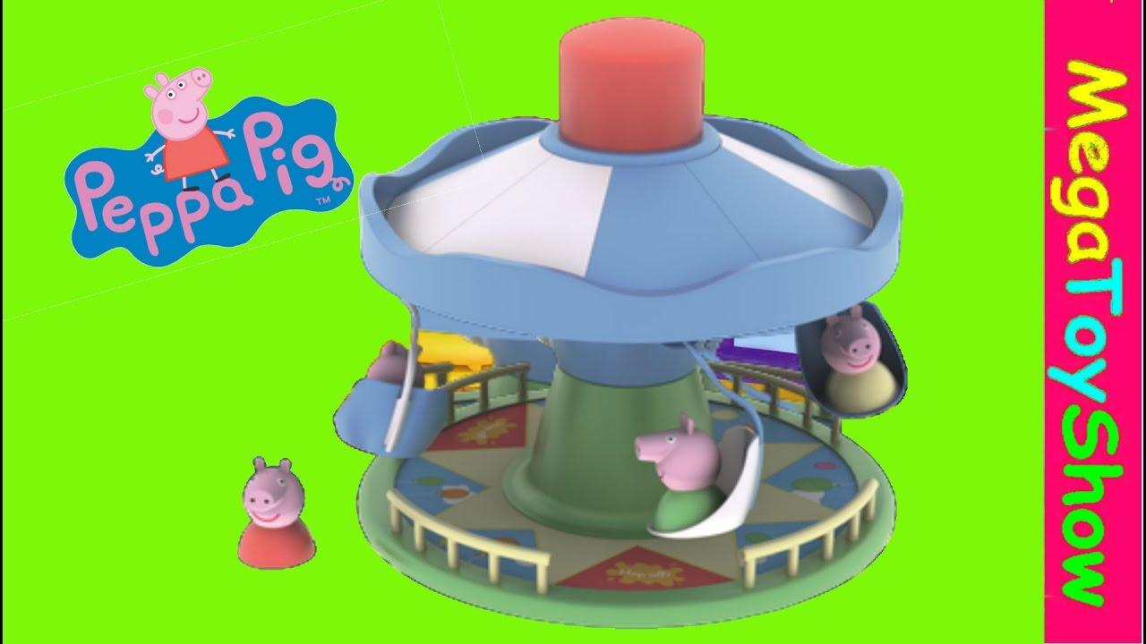 Игры Свинка Пеппа играть онлайн бесплатно