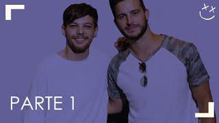 Entrevista Louis con AMP104.7   Subtitulada (Parte 1)