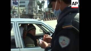 Women take charge of Kathmandu traffic