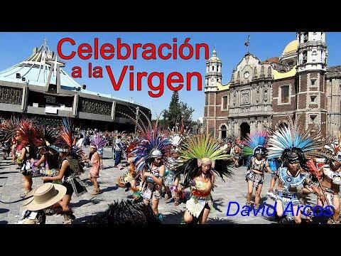 Celebración a la Virgen 2017 - Basílica de Guadalupe - Ciudad de México - 4K-UHD