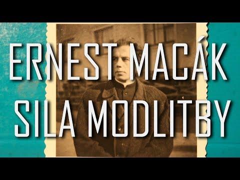 Viera do vrecka: Ernest Macák – SILA MODLITBY