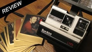 Polaroid Sun 600 LMS Instant Film Camera Review