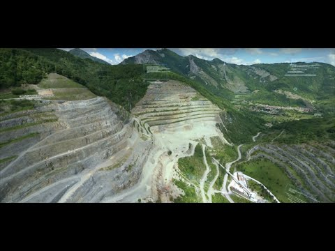 Delta Drone - Mining Topographic Survey & Imaging