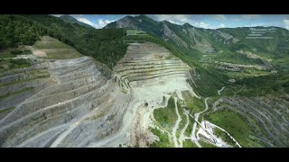 DELTA DRONE (Official) - Mining Topographic Survey & Imaging