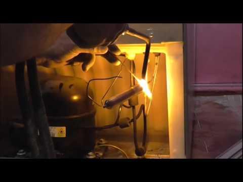 видео: Нет холода в холодильной камере холодильника Самсунг. repair refrigerator samsung