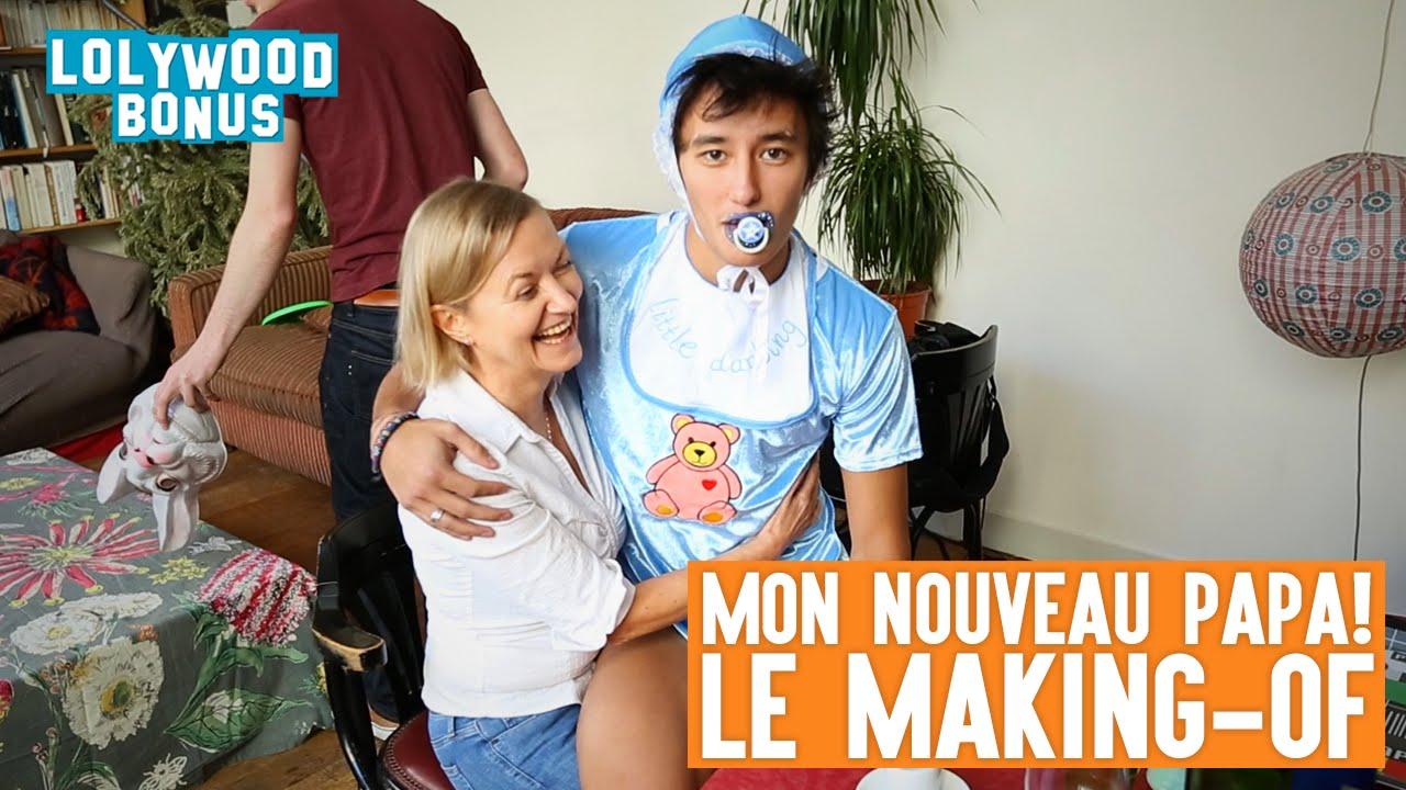 Mon nouveau papa : Le making-of