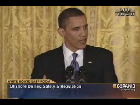 Pr. Obama Gulf Spill (5) Press Conference