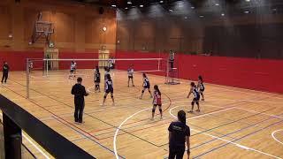 Publication Date: 2017-12-02 | Video Title: 學界排球女C 培正A vs 聖羅撒英A (Part B)