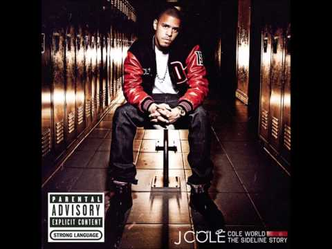 J.Cole - Sideline Story (Clean)