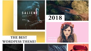 The Best Wordpress Theme Ever? (2019) [Salient Theme Review]