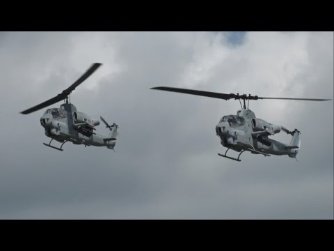 2016 Greenwood Lake Airshow - AH-1W Super Cobras
