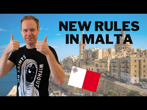 How is Malta changing? 🇲🇹 (Does it mean you should set up there?)