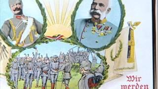 Císař Franz Josef a 1  světová válka