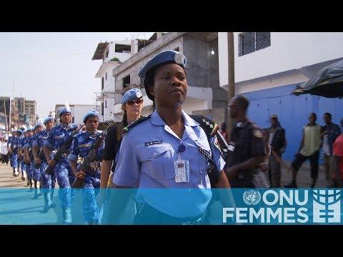 Pourquoi faut-il des femmes dans le maintien de la paix?  - 17:23-2018 / 5 / 19