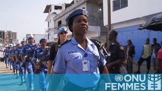 Pourquoi faut-il des femmes dans le maintien de la paix?