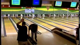 Candlepin New Generation at Lanes & Games: Qualifying String 2, Part I