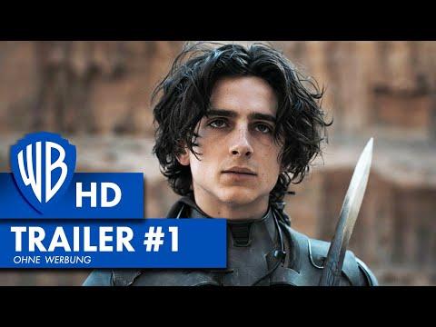 DUNE - Offizieller Trailer #1 Deutsch HD German (2020)