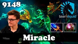 Miracle Necrophos   9148 MMR Dota 2