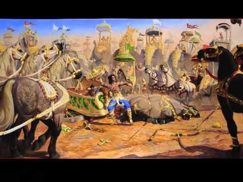 Sacred Steps Mahabharata Project