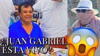 ¿Juan Gabriel está vivo? CONFIRMADO