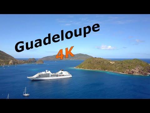 Guadeloupe 4K - Mavic pro