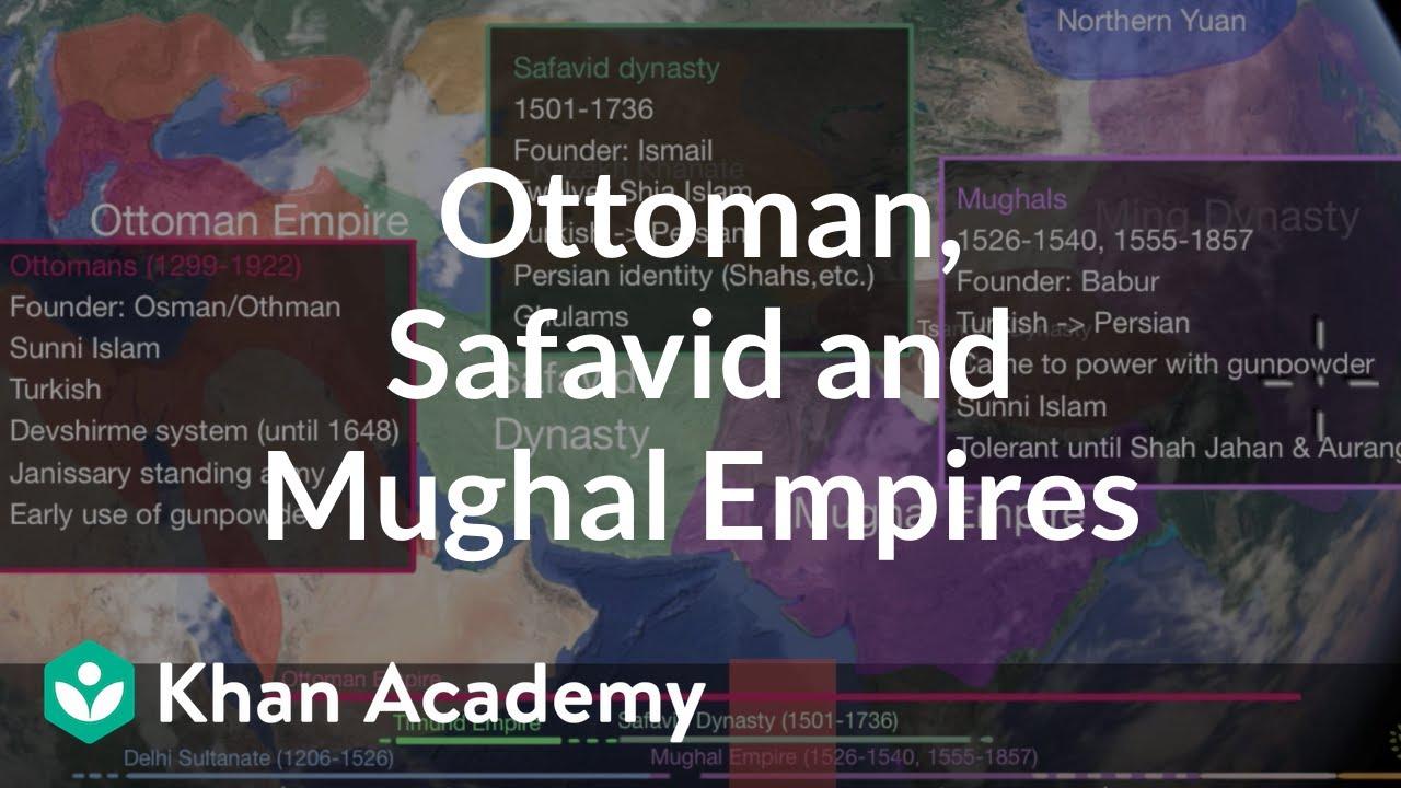 similarities between ottoman and safavid empires