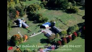 CT Luxury Equestrian Property for Sale in Bridgewater | 199 Curtis Rd